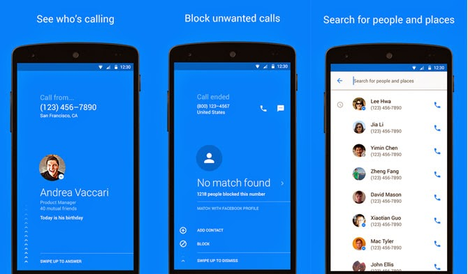 Facebook ra ứng dụng quay số cho Android
