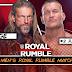 BW Universe PPV: WWE Royal Rumble