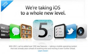 ios 5 apple Launch of iOS 5 with two iPad3 Models | iPad 3.1 & iPad 3.2