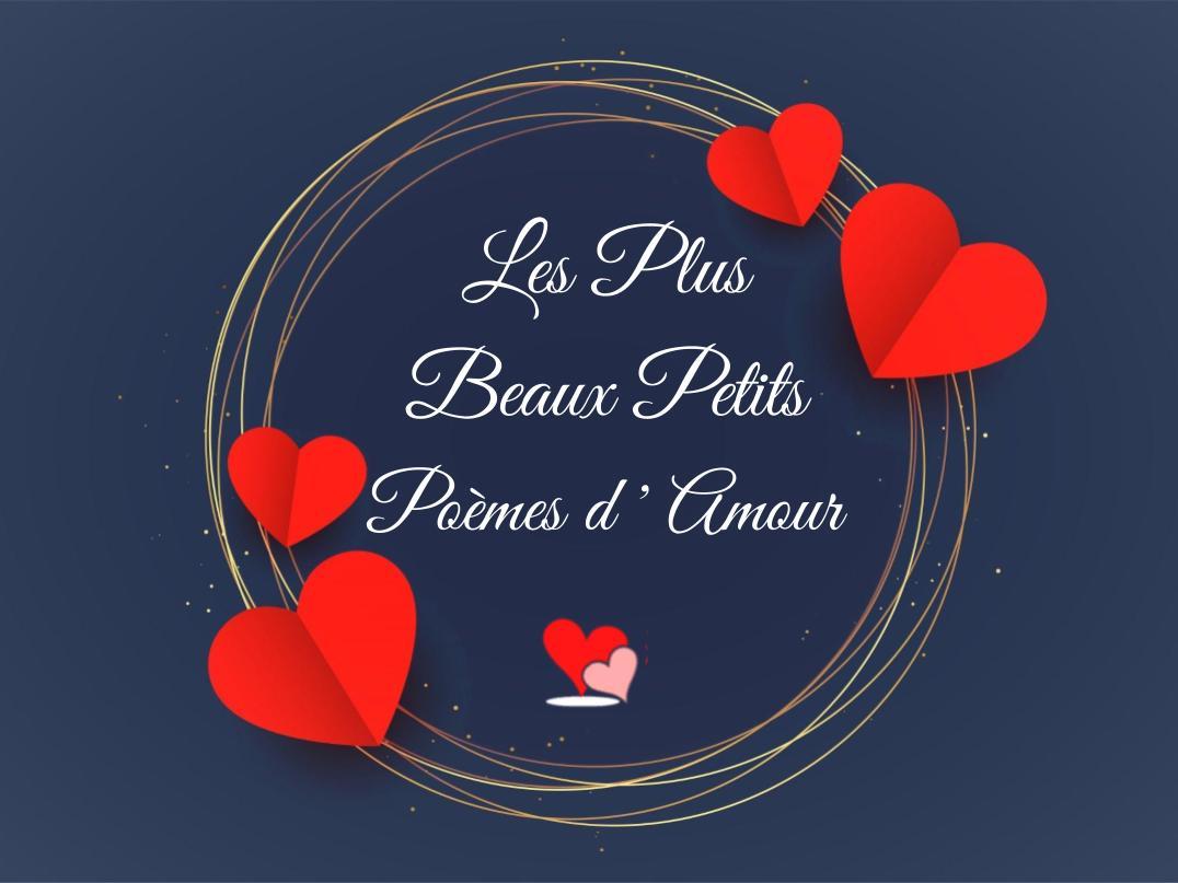 Les Plus Beaux Petits Poèmes d'Amour