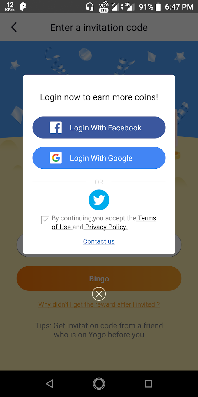 New Earning app YOGO video app   $1 PayPal cash (Maha loot)