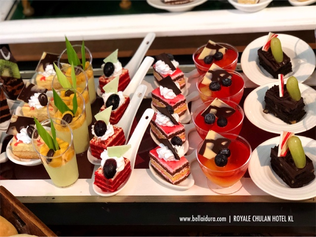 dessert sedap