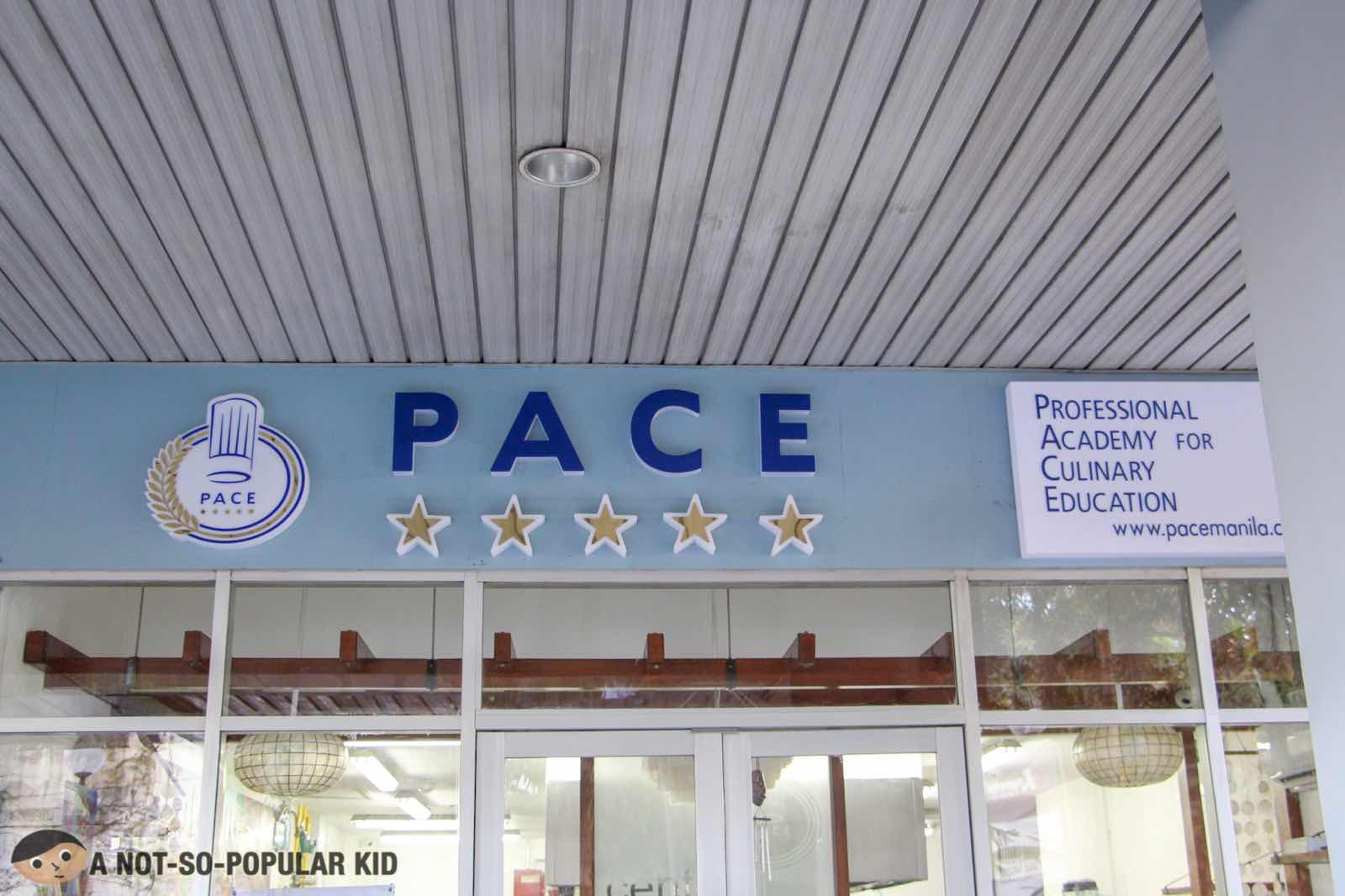 PACE in Araneta Cubao - Philippine Food Tourism