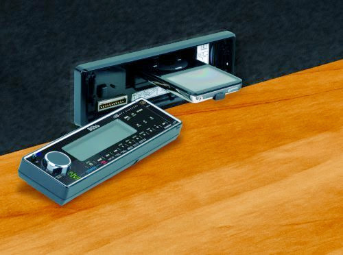 Boss 760DI In-Dash Solid State MP3 Receiver with Internal iPod Docking Station
