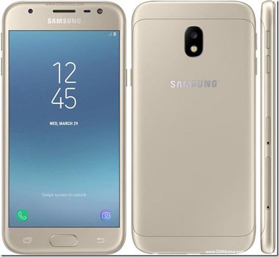 Samsung Galaxy J3 2017 Andalkan Layar AMOLED Bertenaga Exynos 7570