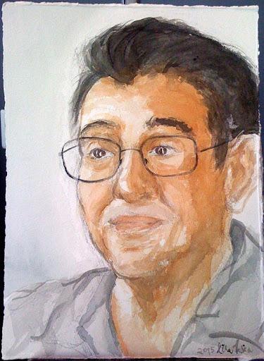 Robert. Artist Lisa Hsia