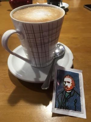 Santjago ceļš. 17. diena. Rīta kafija.