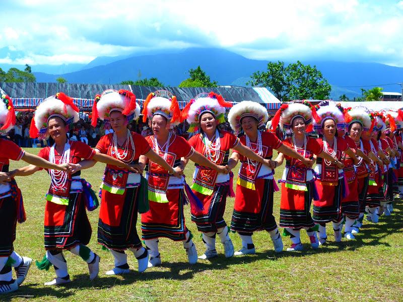 Hualien County. De Liyu lake à Guangfu, Taipinlang ( festival AMIS) Fongbin et retour J 5 - P1240590.JPG