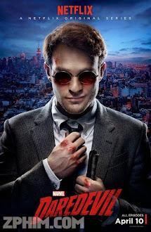 Hiệp Sĩ Mù 1 - Daredevil Season 1 (2015) Poster