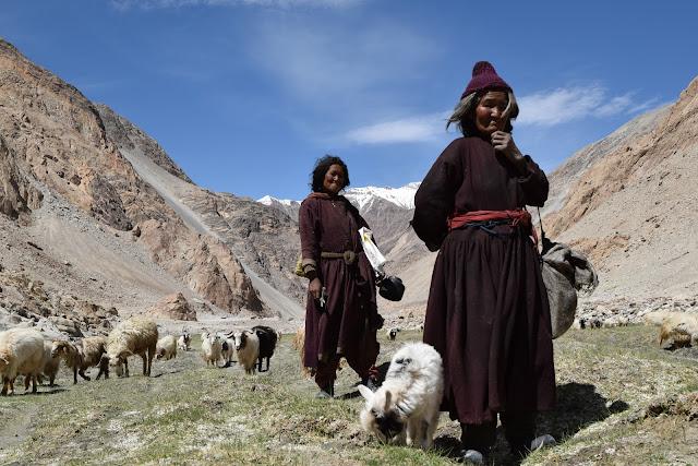 Tibet's Chang Thang Plain