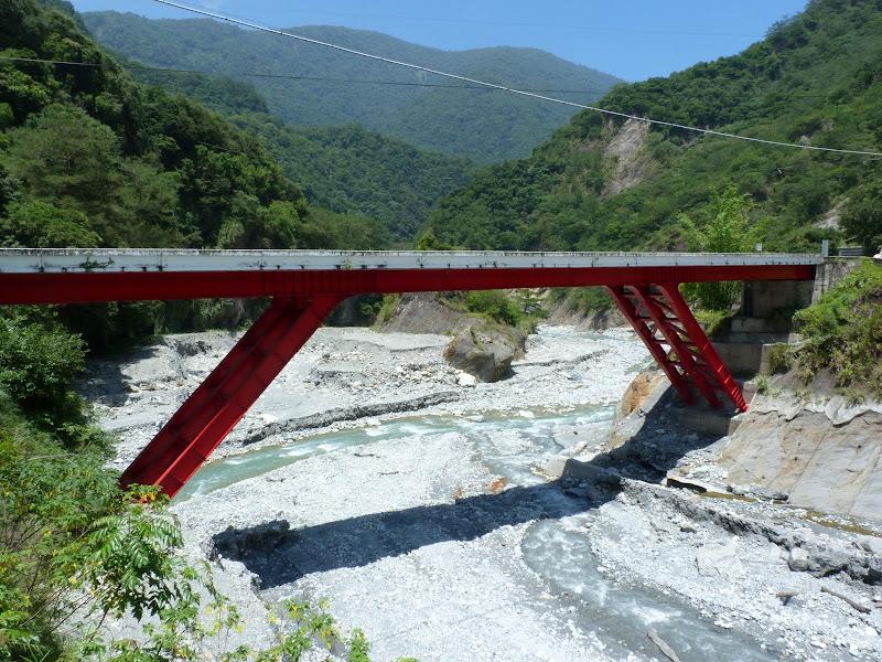 Pont  sur la  South Cross Highway