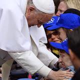 Đức Thánh Cha thăm giáo dân