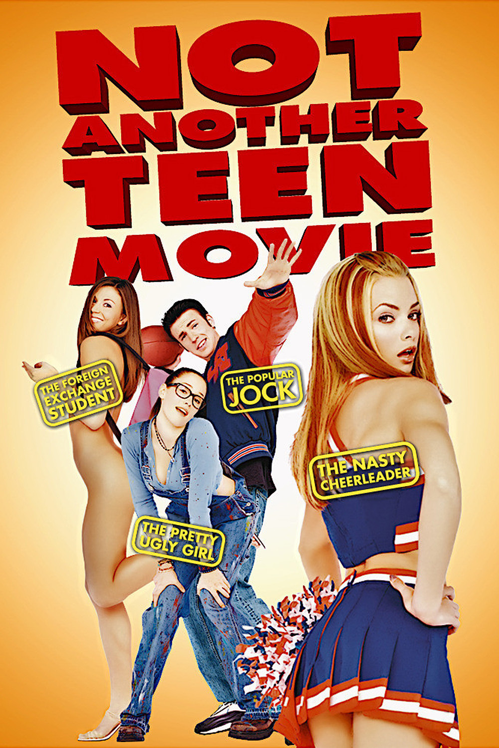 Không Phải Phim Teen - Not Another Teen Movie (2001)