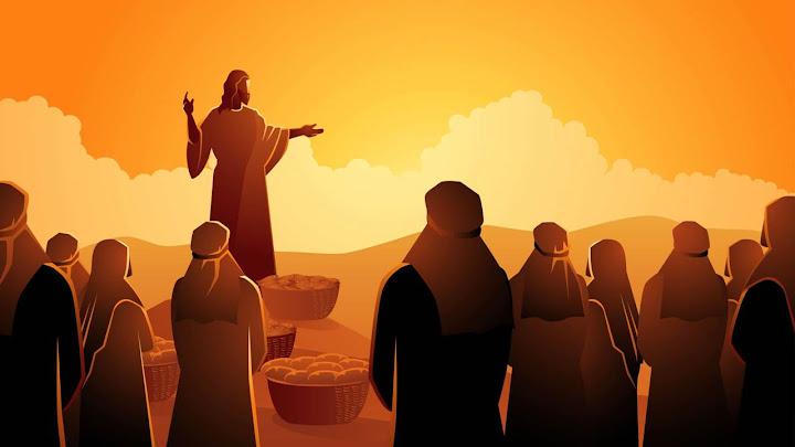 Chúa Giêsu có quyền trên mọi nhu cầu con người