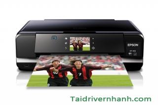 Download và cài đặt phần mềm máy in Epson Expression Photo XP-950