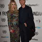 OIC - ENTSIMAGES.COM - Ashley James and Jack Waldouck at the Taking Stock Premiere at the Raindance Film Festival  London 4th October 2015  Photo Mobis Photos/OIC 0203 174 1069