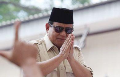 Sinyal dari Gerindra, Prabowo Nyapres lagi di 2024