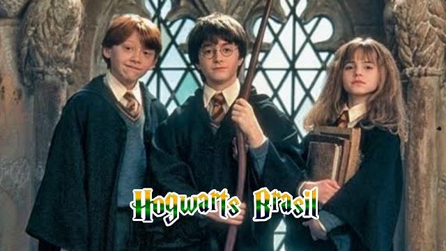 Entrevista com Daniel Radcliffe, Rupert Grint e Emma Watson de Harry Potter e a Pedra Filosofal (Legendado)