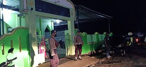 TNI, Polri Polsek Jajaran, dan Pemkab Soppeng Laksanakan Patroli Malam