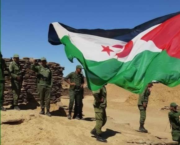 """El Polisario califica de victoria importante la decisión de la UE de excluir el Sáhara de su acuerdo """"Interbus"""" con Marruecos."""