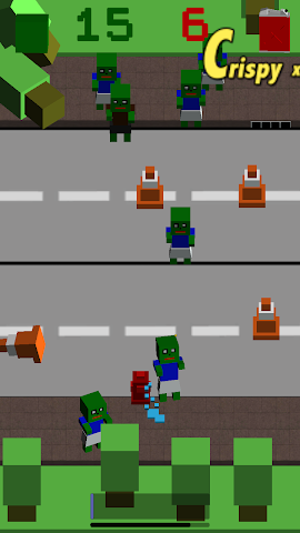 android Zombie Crush Screenshot 3