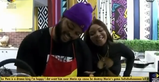 BBNaija: S3x, dancing and music make me happy and keep me sane - Queen (video)