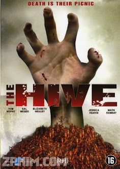 Bọ Chúa - The Hive (2008) Poster