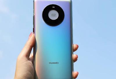 Presentan la nueva familia Huawei Mate 40