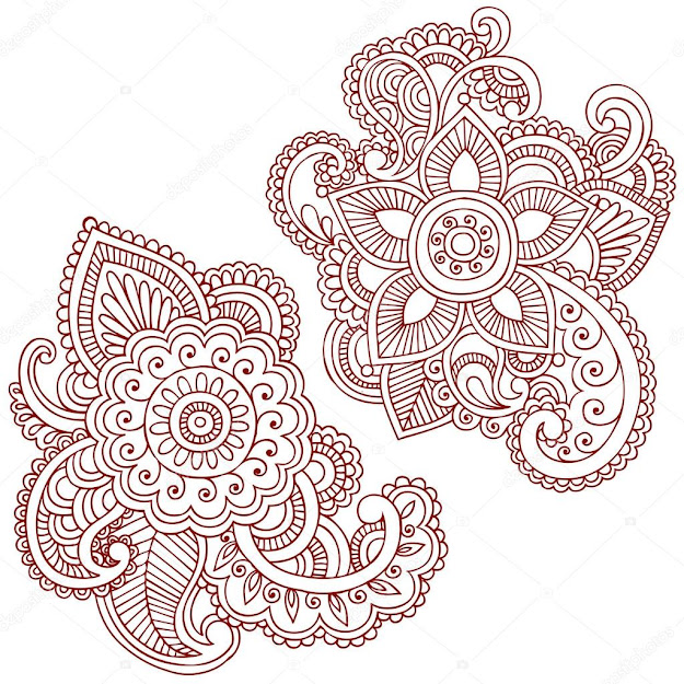 Best Images About Mandalaideas On Pinterest  Henna Mandala Flower  Tattoos And Henna Mehndi