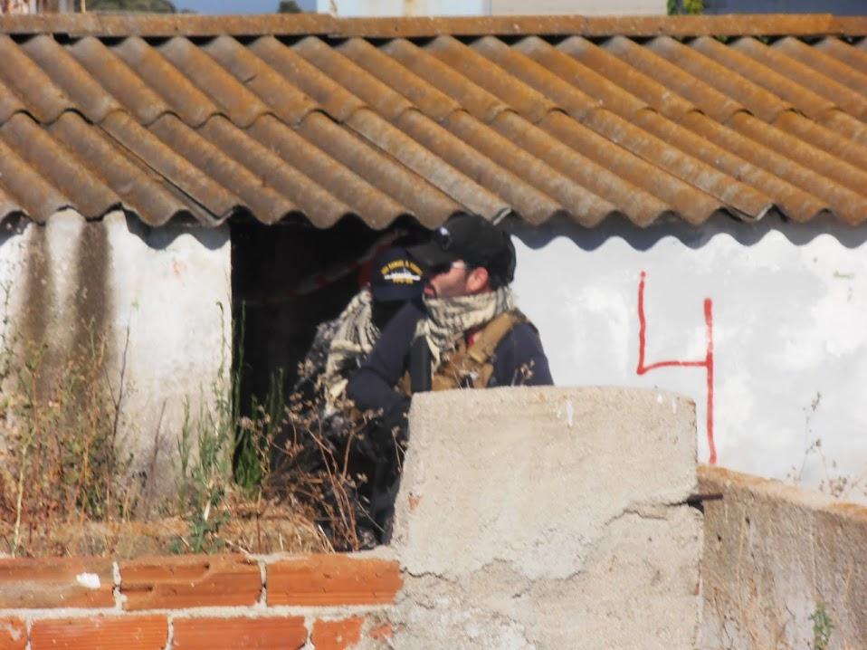 Fotos de Abdullah. Partida en La Granja. 07-07-13 P7070011