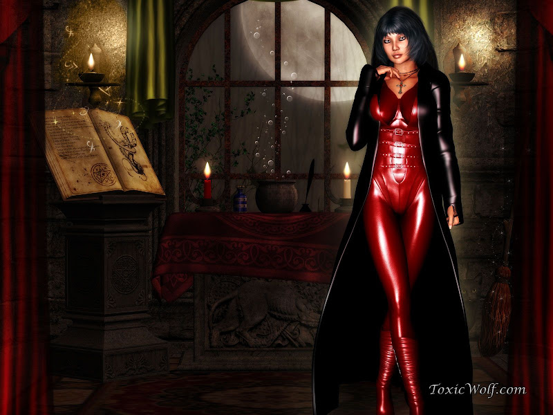 Toxic Wolf Vampire Hunter, Vampire Girls 2