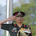 Indian Army Chief Narwane arrives in Kathmandu