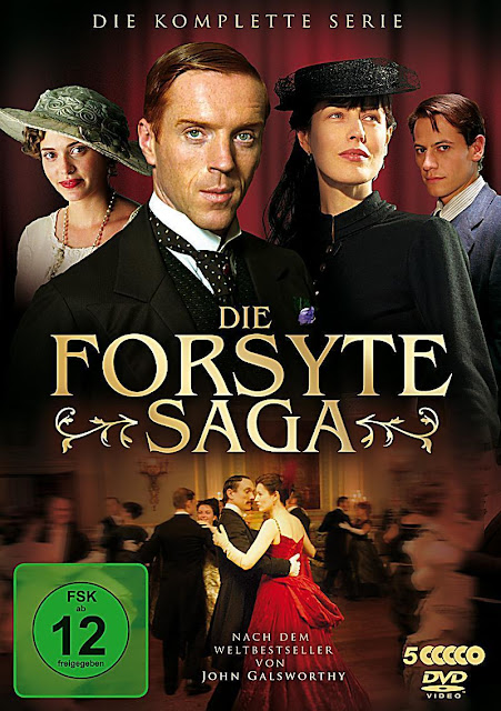 Forsyte Saga. Recenzie