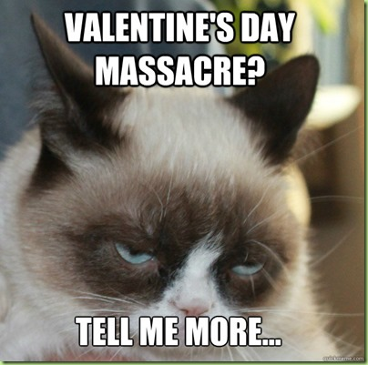 valentines massacre