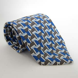 Hermès Modernist Tie