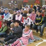 Karneval in der Schule 2011