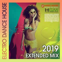 CD House Garden Music: Edm Extended Mix - Vários Artistas (Torrent) download