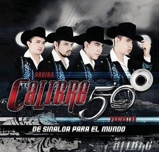 De Sinaloa Para El Mundo Calibre 50