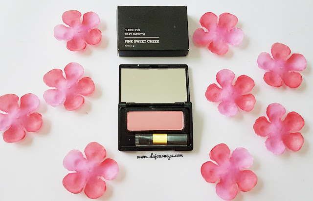 Blush on Sweet Cheeks Face2face Cosmetics