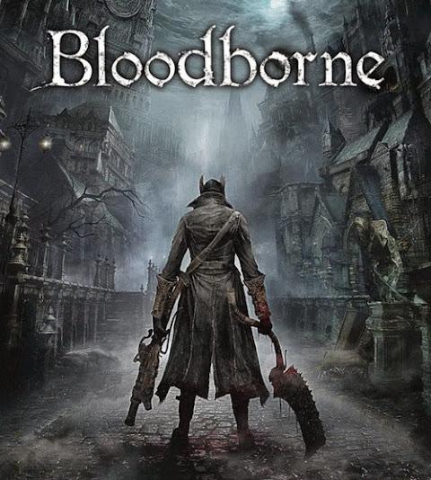 Nghẹt thở với 6 phút gameplay đầy u ám của Bloodborne
