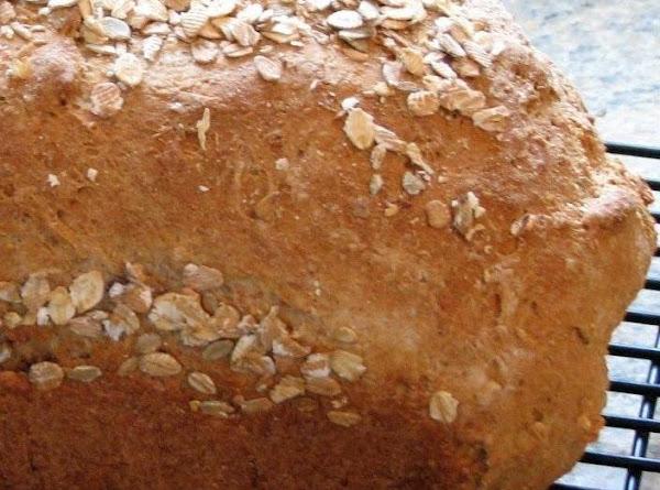 Aunt Nell's Oatmeal Bread Recipe