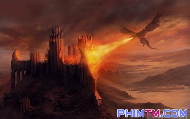 Game of Thrones - Cùng nhìn lại lịch sử trăm năm giữa Rồng và Sói - Ảnh 2.