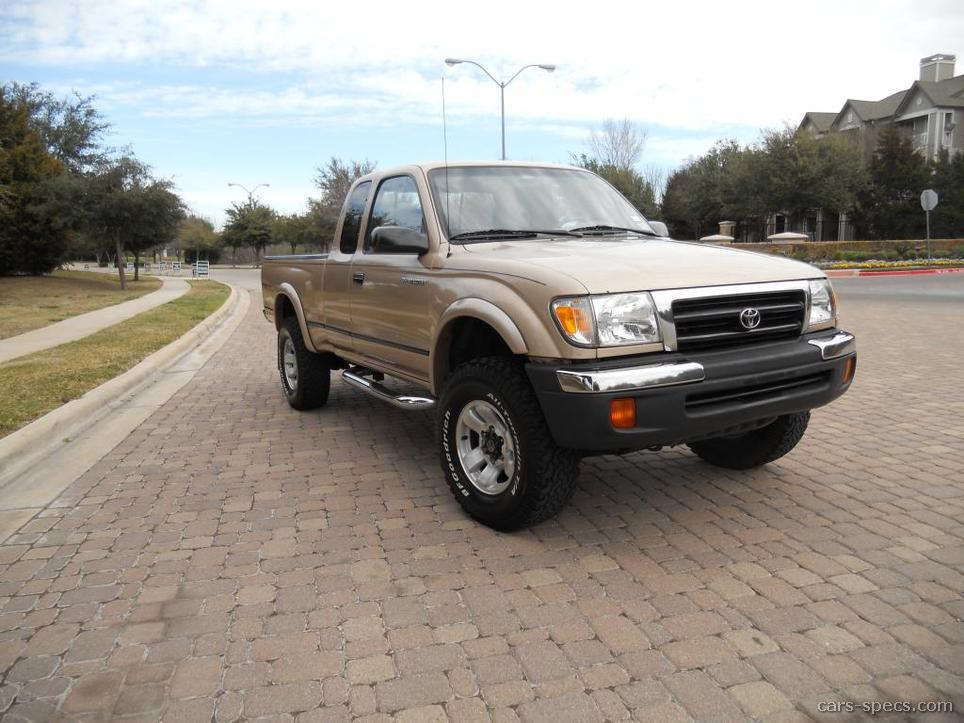 1999 toyota tacoma extended cab specifications pictures prices. Black Bedroom Furniture Sets. Home Design Ideas