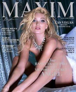 Читать онлайн журнал<br>Maxim #2 (february 2016 / USA)<br>или скачать журнал бесплатно