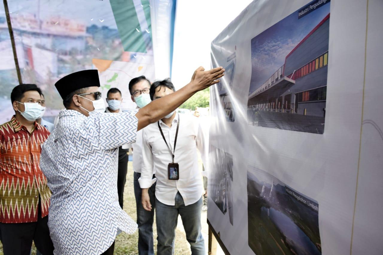 Uu Ruzhanul : Rebana Metropolitan Diproyeksikan Motor Penggerak Ekonomi Jawa Barat