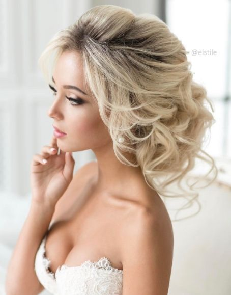 Hairstyles-Gorgeous Wedding Forٍ Chic Bride On Class World 10