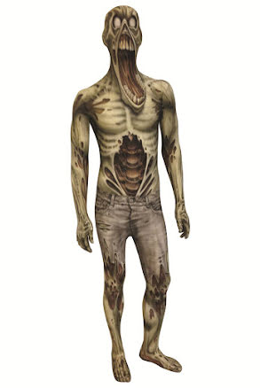 Morphsuit, Monster Zombie