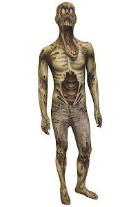 Morphsuit, Monster Zombie