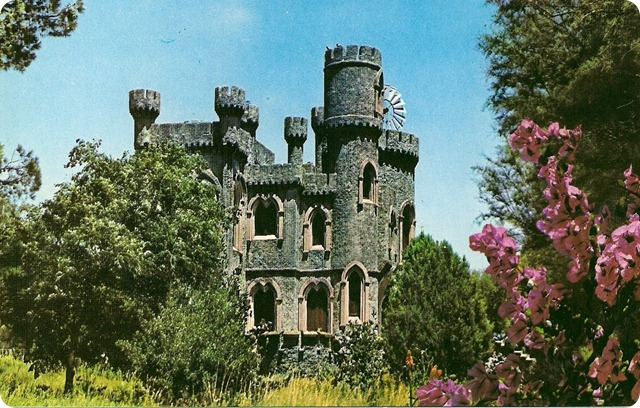epecuen El Castillo de la Hungara