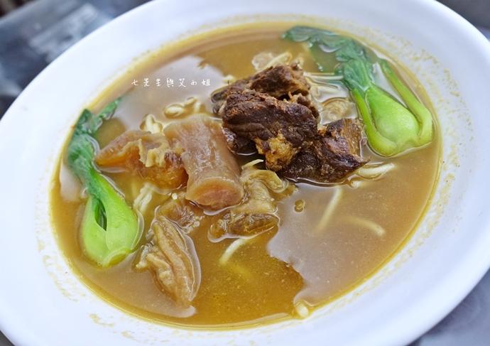 23 神仙川味牛肉麵 第一個被製成日本泡麵的台灣美食
